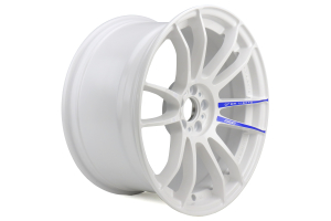 Gram Lights 57Xtreme Spec D 18x9.5 +38 5x114.3 White - Universal