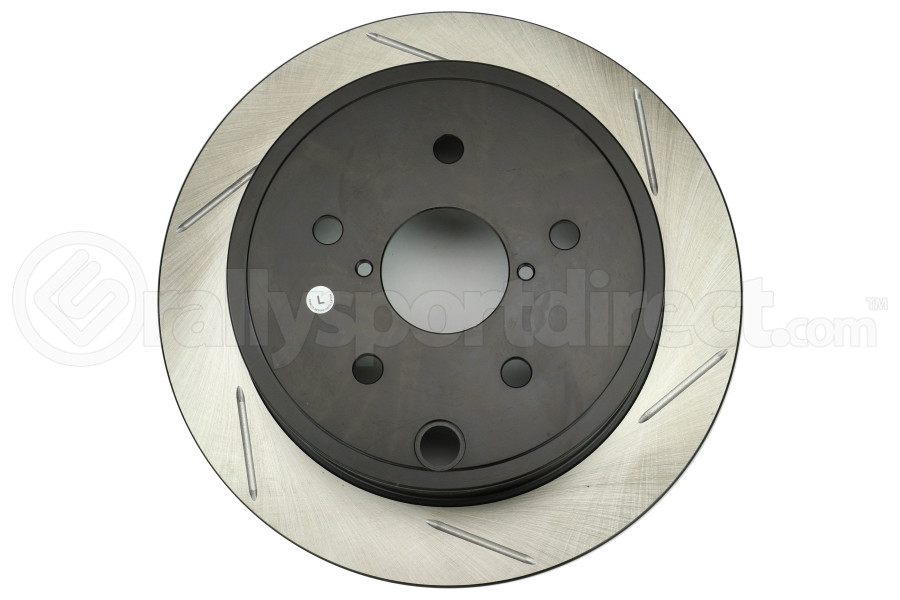 Stoptech Slotted Rear Left Rotor Single (Part Number:126.47032SL)