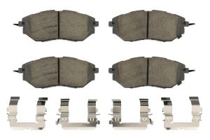 Stoptech Street Select Front Brake Pads - Subaru Models (inc. 2015+ WRX / 2008-2013 Legacy)