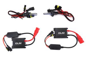 OLM H7 Headlight Low Beam 35w HID Kit - Scion FR-S 2013-2016 / Subaru BRZ 2013+ / Toyota 86 2017+