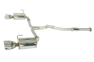 COBB Tuning Cat Back Exhaust Stainless Steel (Part Number: 515121)