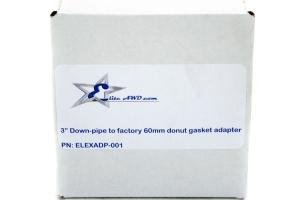 Elite AWD Factory Donut Gasket Adapter  ( Part Number:ELI EL-EX-ADP-001)