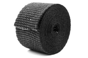 DEI Black Exhaust / Header Wrap 2in x 15ft ( Part Number: 010121)