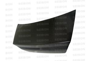 Seibon OEM Style Carbon Fiber Trunk Lid (Part Number: )