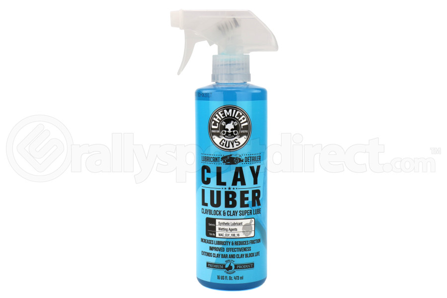 Chemical Guys Luber Synthetic Super Lubricant and Detailer (16 oz.) - Universal
