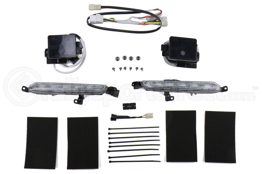 Subaru JDM Facelift 2019 Edition Fog Light LED Liner - Subaru WRX / STI 2015 - 2020