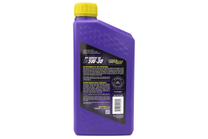 Royal Purple Motor Oil 5W30 1QT - Universal
