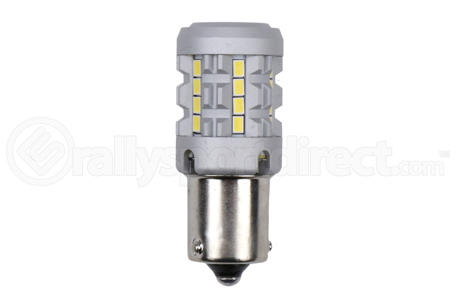 OLM A-Series LED 1156 White Bulb - Universal