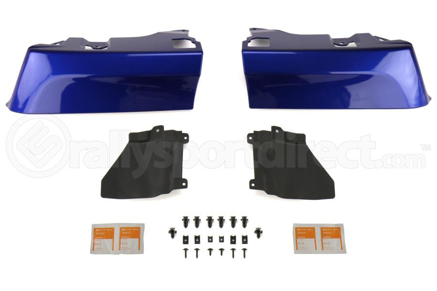 Subaru OEM Paint Matched USDM Rear Aero Splashguard - Subaru WRX / STI 2015+