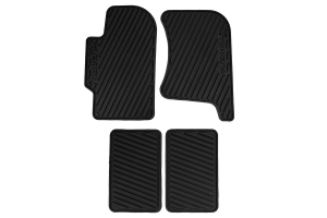 Subaru OEM All Weather Floor Mat Set ( Part Number: J5010SS400)