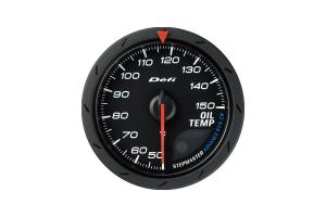 Defi Advance CR Oil Temperature Gauge 60mm ( Part Number: DF09102)
