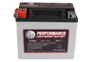 Tomioka Racing B900 Lightweight Battery - Universal