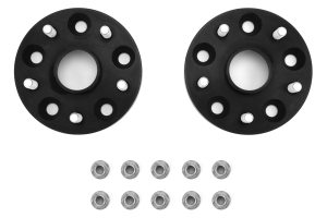 Perrin Wheel Spacers Black 20mm 5x114.3 ( Part Number: PSP-WHL-020BK)