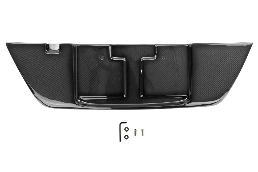 APR Carbon Fiber License Plate Frame (Part Number:CBX-WRXLIC15)