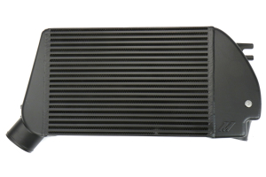 Mishimoto Performance Topmount Intercooler Black (Part Number: )