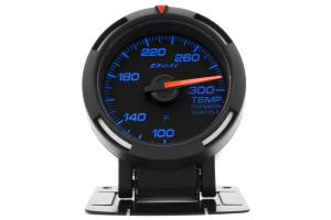 Defi Blue Racer Temperature Gauge Imperial 52mm 100-300F ( Part Number: DF06701)