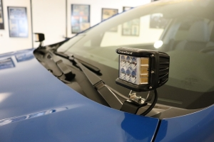 Crawford Hood Light Combo Kit - Subaru Models (inc. Crosstrek 2018+ / Impreza 2017+)