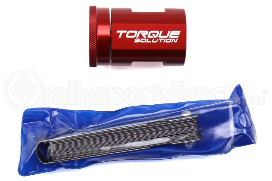 Torque Solution Spark Plug Gap Tool w/ Feeler Gauge 12mm Universal - Universal