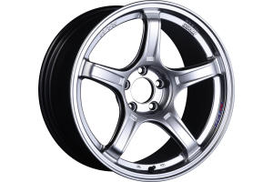 SSR GTX03 19x9.5 +45 5x112 Platinum Silver - Universal