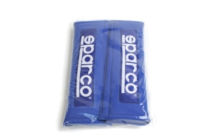 Sparco Harness Belt Pad 3 Inch Blue ( Part Number:SPR2 01098S3A)