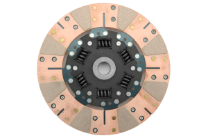 Competition Clutch Replacement Segmented Ceramic Clutch Disc (Part Number: )