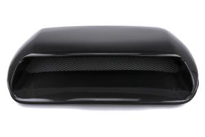 OLM Oversized Carbon Fiber Hood Scoop - Subaru WRX / STI 2015 - 2020