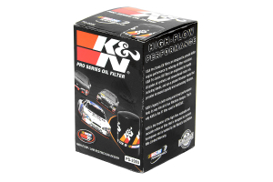 K&N Pro-Series Oil Filter PS-2005 - Volkswagen/Mercedes Models (inc. 1987-1999 Volkswagen Golf / 1985-1993 Mercedes 190E)
