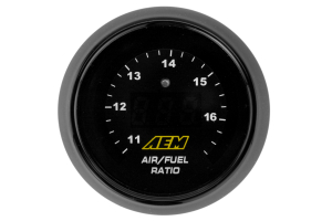 AEM UEGO Wideband Controller 4.9LSU AFR Gauge ( Part Number: 30-4110)