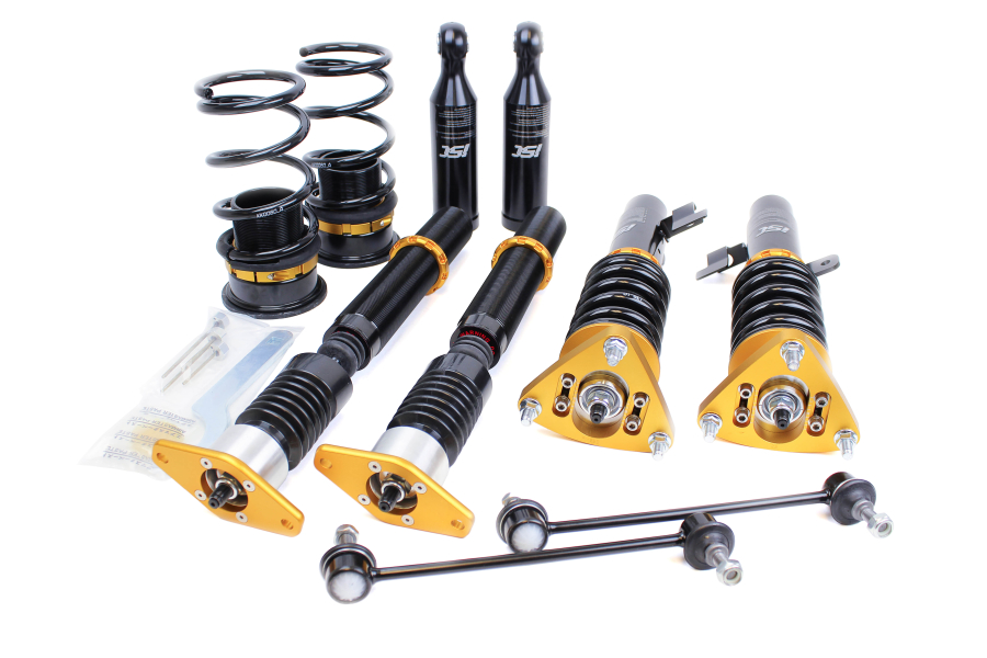 ISC Suspension N1 Track Race Coilovers (Part Number:M112-T)