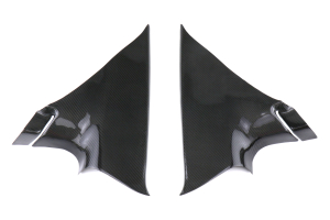 Rexpeed Carbon C Pillar Covers - Subaru WRX / STI 2015 - 2020