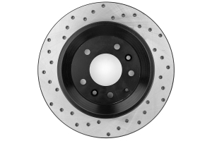 Stoptech Drilled Rear Right Rotor Single (Part Number: )