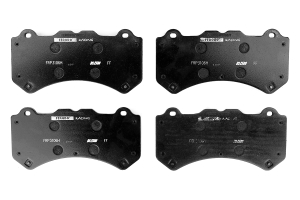 Ferodo DS2500 Brake Pads Front - Nissan GT-R 2009-2013