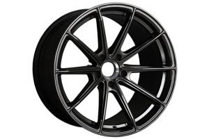 XXR 568 5x114.3 Chromium Black - Universal