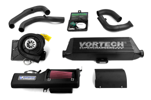 Vortech Supercharger Kit V-3 H67BC Air to Air IC Black Finish ( Part Number:VOR 4TF218-014L)