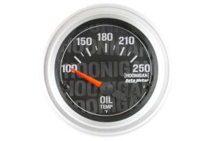 Autometer Hoonigan Oil Temperature Gauge Electrical 52mm - Universal