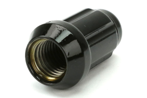 Muteki Lug Nuts 12x1.50 Closed End Black ( Part Number:KIC 41886B)