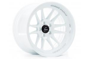 Cosmis Racing Wheels XT-206R 17x8 +30 5x114.3 White - Universal