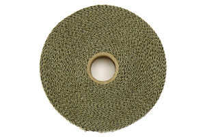 Thermo Tec Carbon Fiber Exhaust Wrap1in X 50ft ( Part Number:THE 11041)