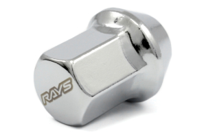 Volk Racing Rays 17 Hex 12X1.25 Lug Nuts Chrome (Part Number: )
