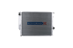 Koyo Aluminum Racing Radiator Manual Transmission - BMW 3-Series I6 Models (inc. 1998-1999 323i)