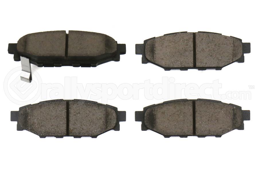 Sparta Evolution SPP 1.0 Rear Brake Pad Set - Subaru Models (inc. 2008+ WRX / 2013+ BRZ)