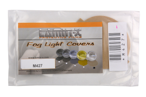 Lamin-X Foglight Covers (Multiple Colors) - Mazdaspeed3 2012-2013