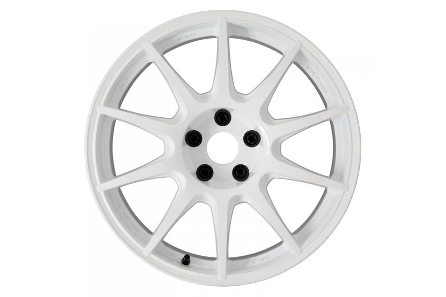 Work Wheels M.C.O. Type CS 18x8.5 +38 5x100 White - Universal