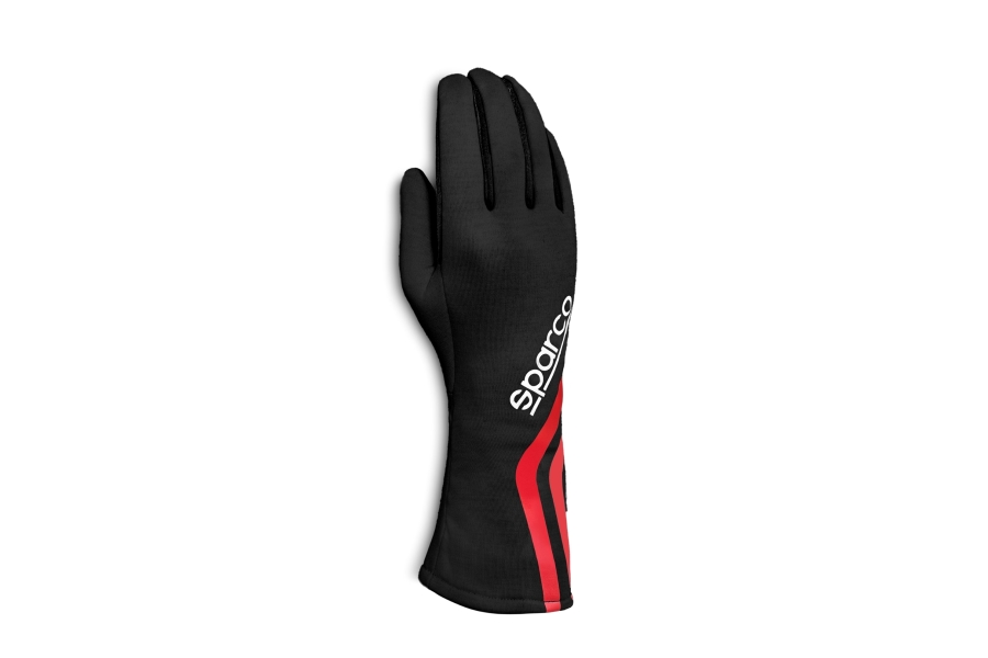 Sparco Land Classic Racing Gloves Black - Universal