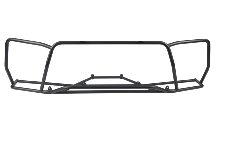 LP Aventure Big Bumper Guard - Black Finish - Subaru Forester 2014-2018