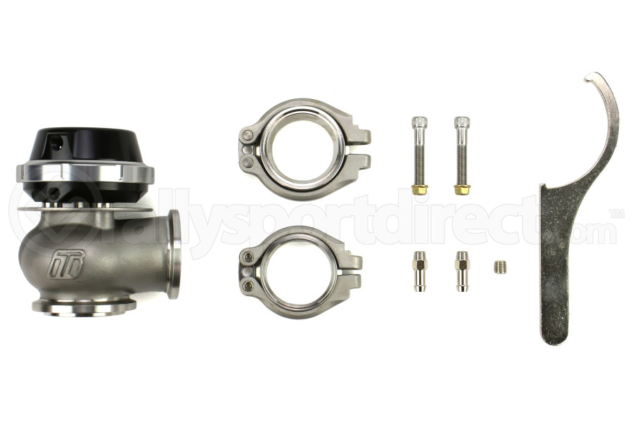 Turbosmart Comp-Gate40 Wastegate 5 PSI Black (Part Number:TS-0505-1004)