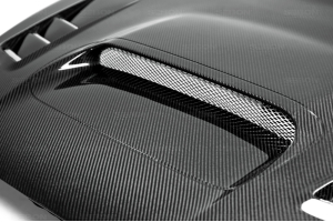 Seibon Carbon Fiber CW Style Hood (Part Number: )