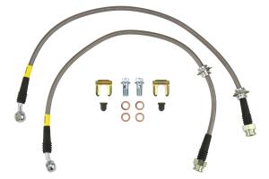 FactionFab Rear Brake Upgrade Kit - Subaru WRX 2002-2003