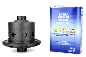 Tomei Technical Trax Advance Rear LSD 2 Way ( Part Number:TOM 562020)