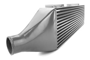 Mishimoto Front Mount Intercooler w/ Intake Silver (Part Number: )
